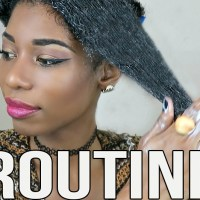 MY WASH ROUTINE TO STIMULATE HAIR GROWTH