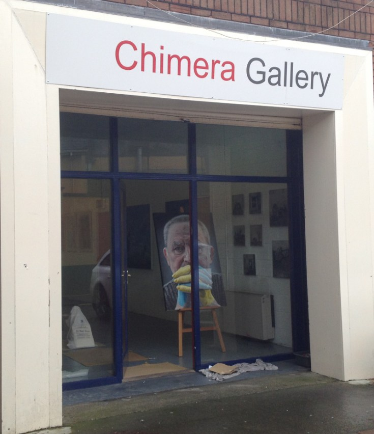 The Chimera Gallery, Spoutwell Lane, Mullingar, County Westmeath