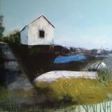 'Harbour spring' by Petra Berntsson at the Chimera Gallery, Mullingar, Co Westmeath, Ireland