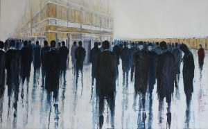 'Outsider' by Lesley Oldaker