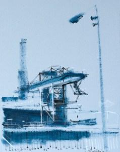 'Entrepot IV'  by Helen Shulkin