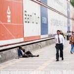Beijing beggar