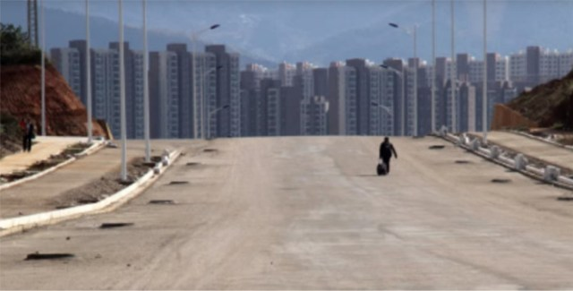 Ghost Cities in China