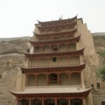 Dunhuang grottoes Author: Leon petrosyan