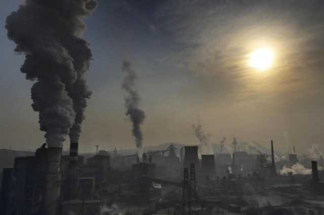 The 10 most polluted cities in China
