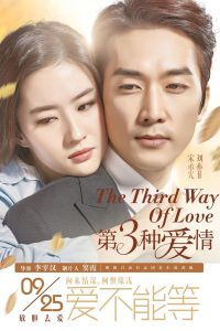 "Poster for the movie ""The Third Way of Love"""