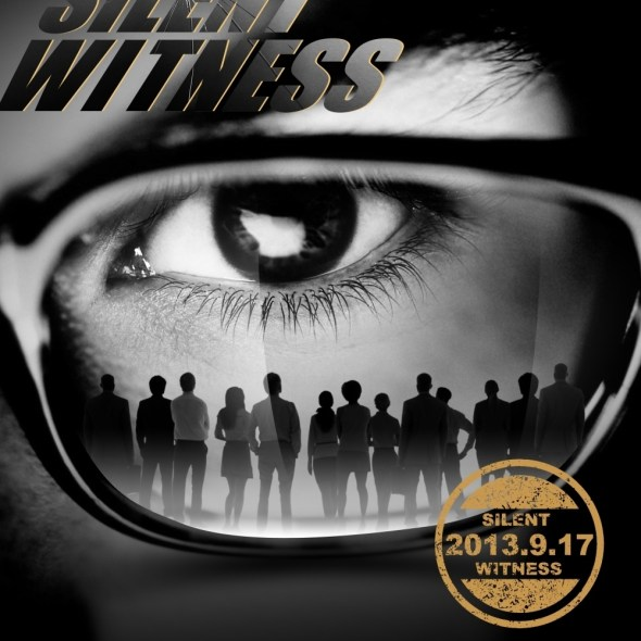 "Poster for the movie ""Silent Witness"""