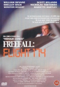 """Poster for the movie """"Falling from the Sky: Flight 174"""""""