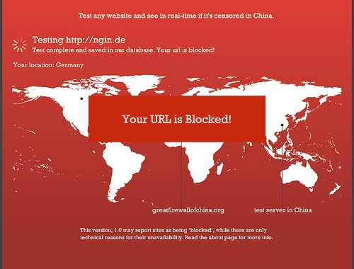 Several Chinese Online News Sites Publish Independent Stories, Chinese Government Shuts Them Down