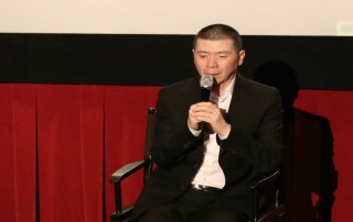 Director and actor Feng Xiaogang