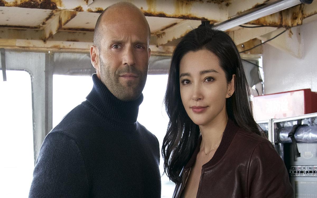 Jason Statham filming shark movie in New Zealand