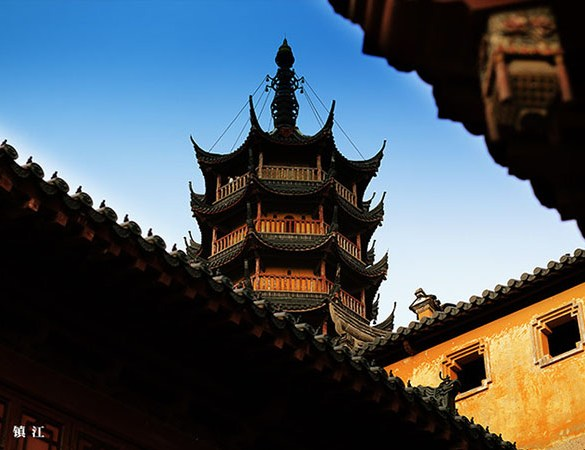 study in zhenjiang, china