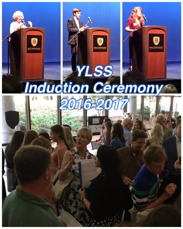 YLSS Induction