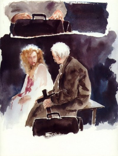 Dracula by Jon J. Muth