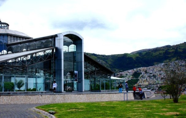 parque itchimbia