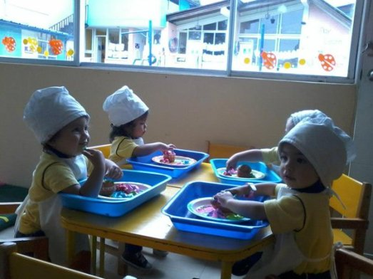 centros infantiles