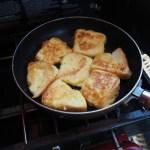 キャンプ料理★簡単にフレンチトースト作る方法!子供と作ろう朝ごはん♪