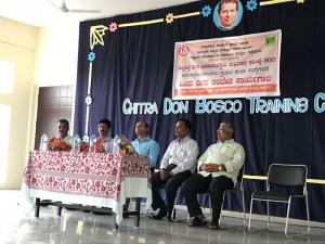 District Level 1 Day Training Workshop at Chithra Don Bosco.