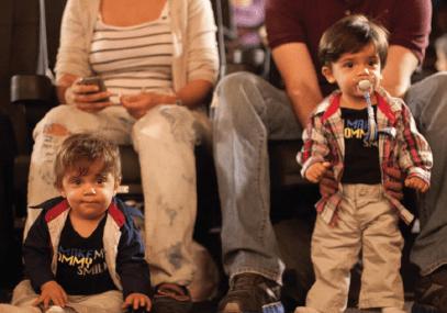 CineMaterna: cinema para mães e filhos