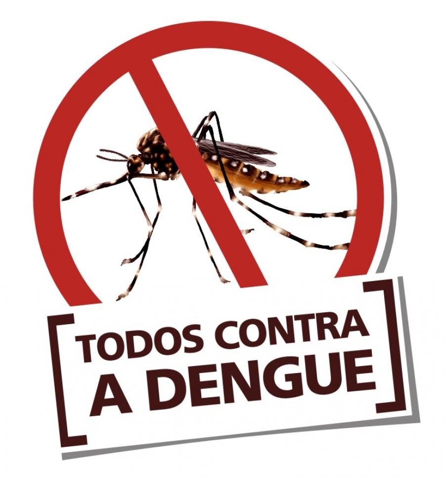 Todos contra a dengue: eliminação de criadouros e combate ao mosquito