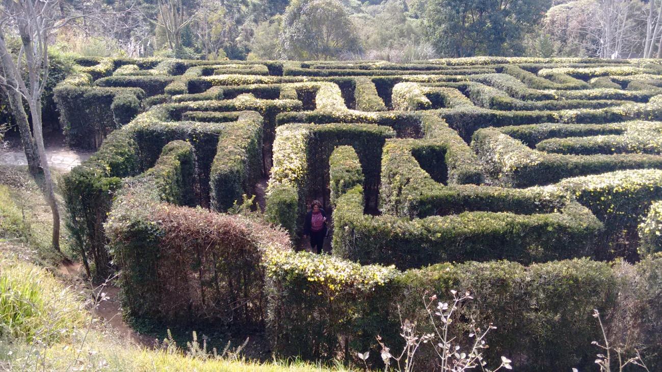 """AMANTIKIR: Uma lenda, um """"Jardim que Fala"""""""
