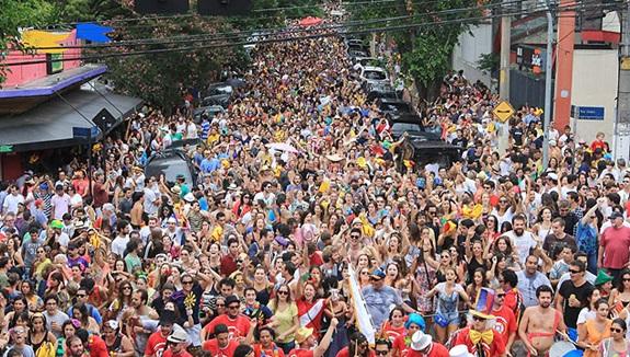Seis blocos animam o Carnaval da Vila Mariana neste feriado