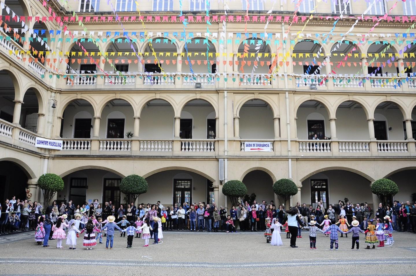 Festa Junina no Marista Arquidiocesano, com um toque sustentável