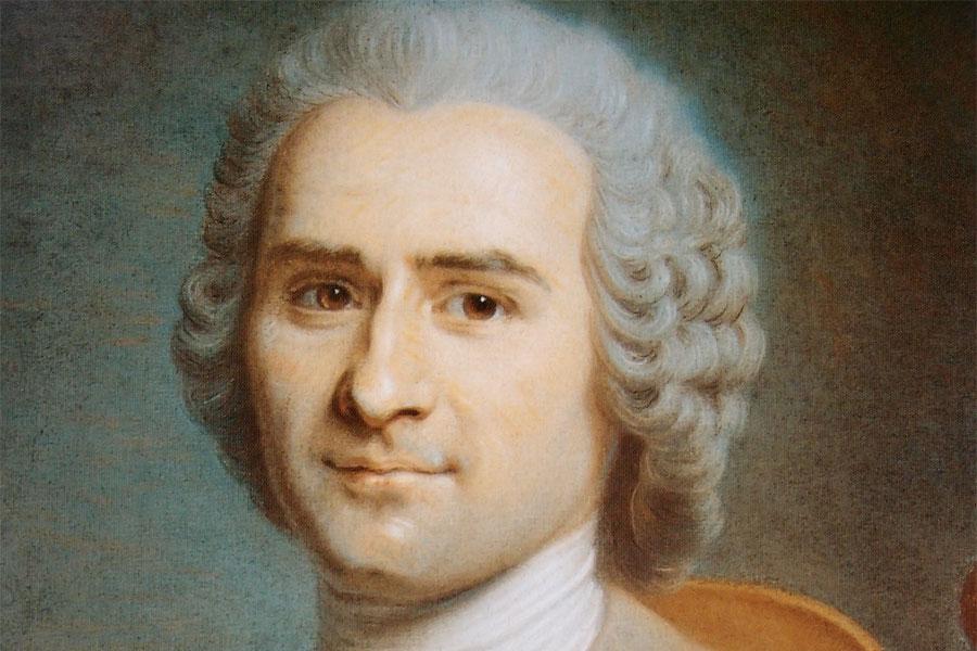 Ruas: Quem foi Jean-Jacques Rousseau?