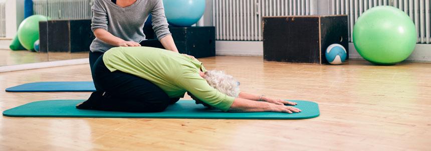 Benefícios do Pilates para terceira idade