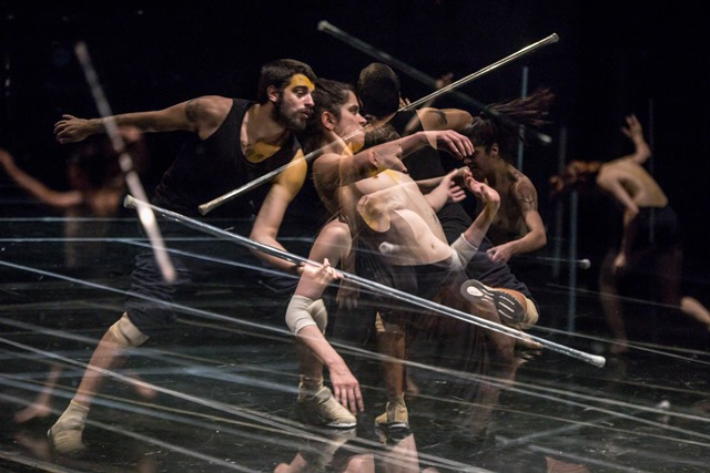 Cena 11 Cia. de Dança faz residência no Sesc Vila Mariana