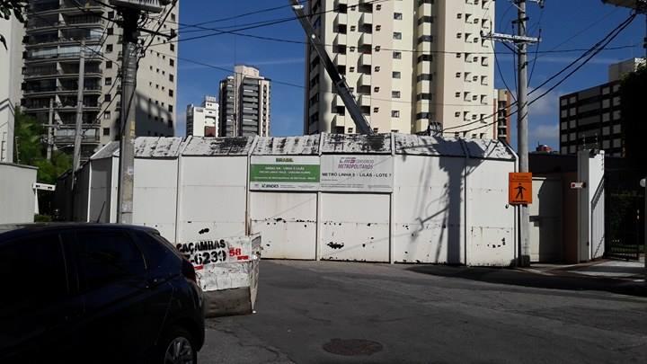 Metrô de São Paulo traz informações sobre término da obra na Chácara Klabin