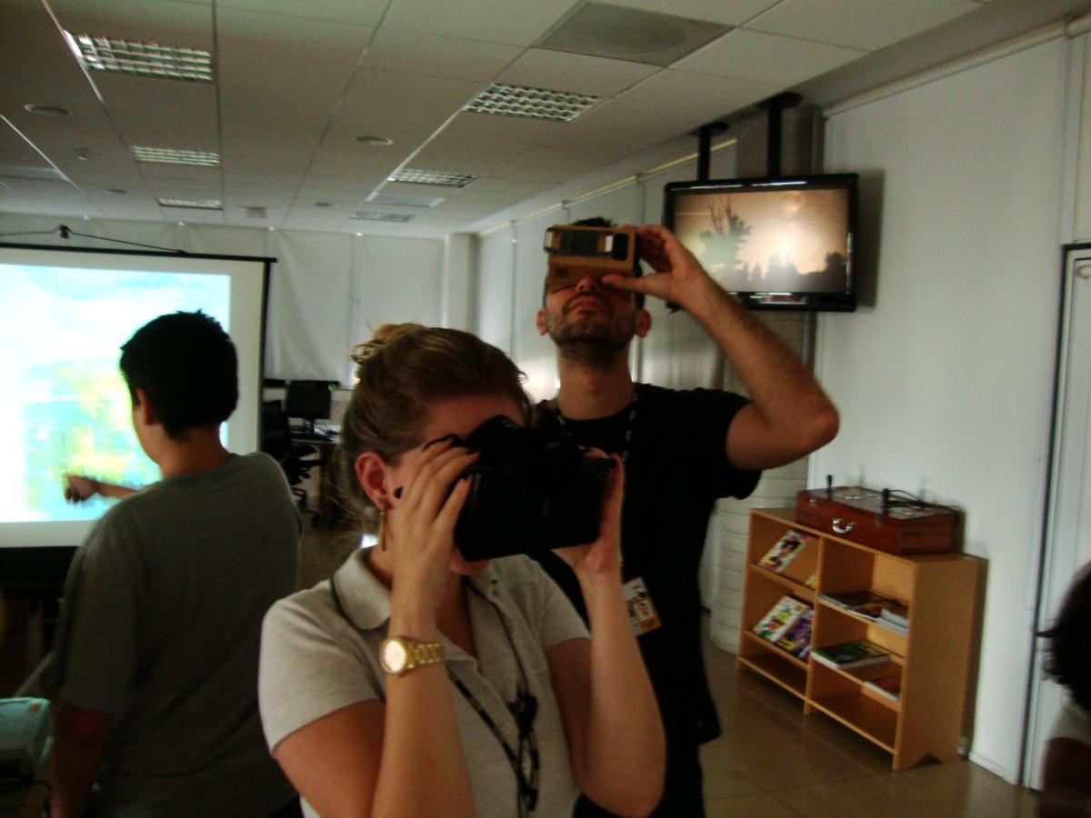 Sesc Vila Mariana apresenta o projeto Realidades e Ficções