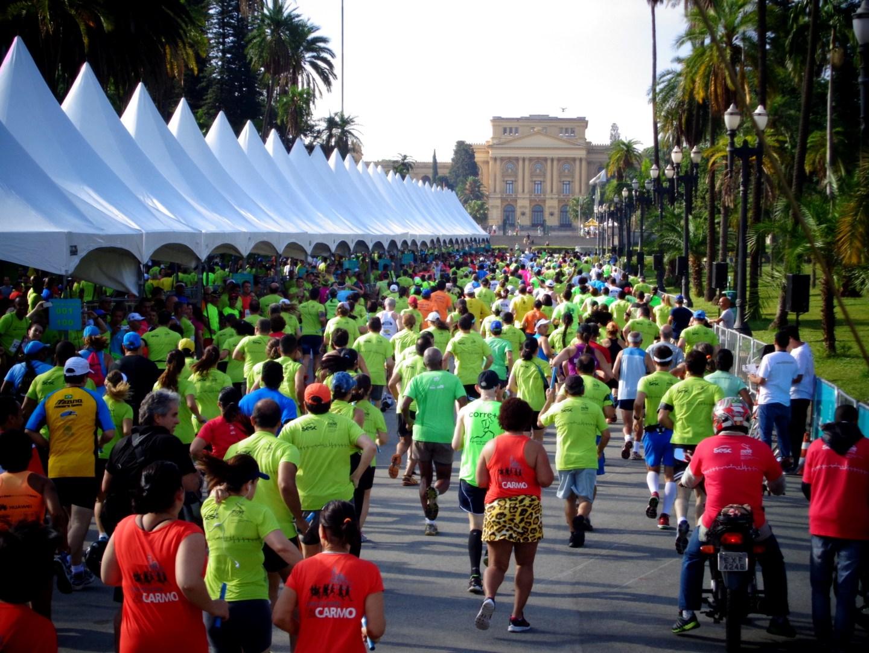Meia maratona integra Circuito Sesc de Corridas com atividades para toda a família no Parque da Independência