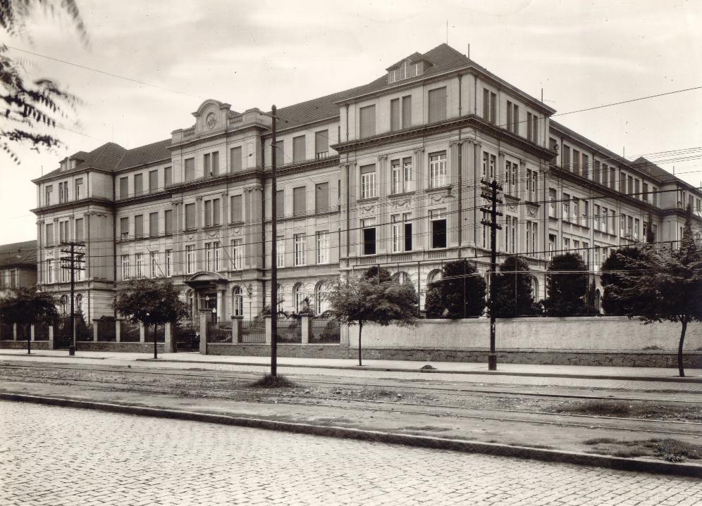 O Colégio Marista Arquidiocesano e a cidade de São Paulo