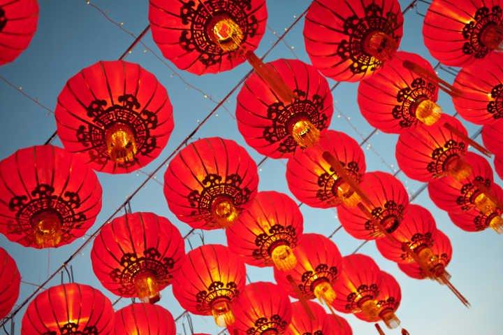 Festival das lanternas deixará Parque do Ibirapuera todo iluminado