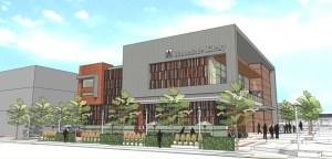 Library Rendering 02