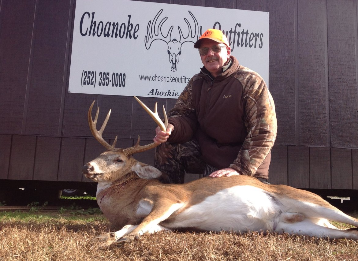 Deer hunting outfitters