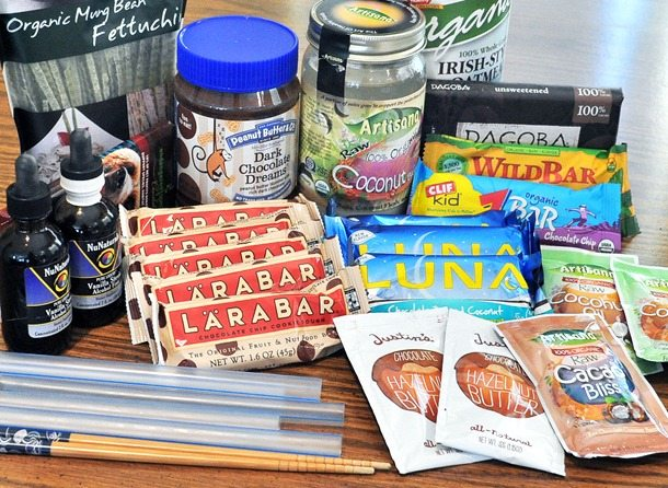 giant foodie giveaway