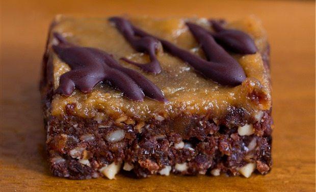 no bake brownies
