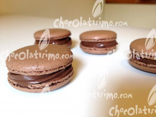 macarons-chocolate-facil
