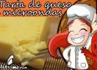 tarta queso microondas1