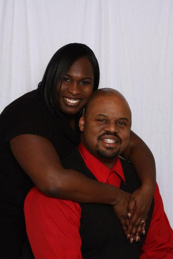 Rashanii and Wifey