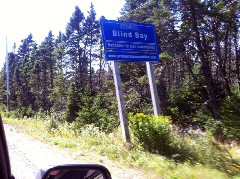 Blind Bay Halifax