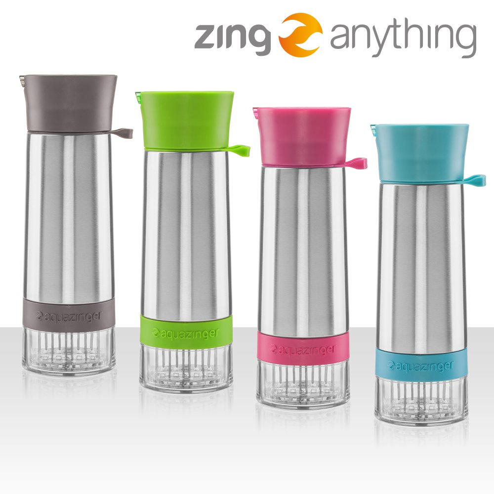 The Aqua Zinger Infuser water bottle
