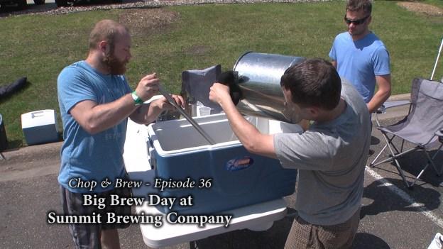 C&B 36 - Big Brew Day a