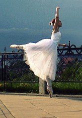 Classical dance, ballet, Christina Batian
