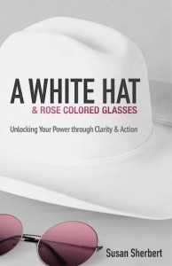 A White Hat and Rose Colored Glasses ss