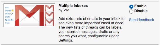 Enable Multiple Inboxes to Achieve Inbox Zero