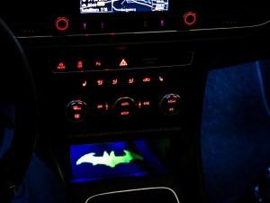 Schwarzlicht im SEAT LEON 5F