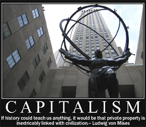 Capitalism Freedom Private Property